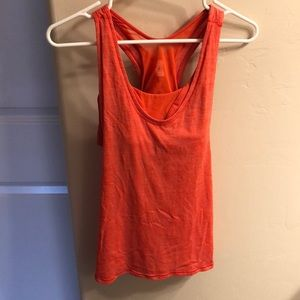 Lululemon Tank Top with Built In Bra